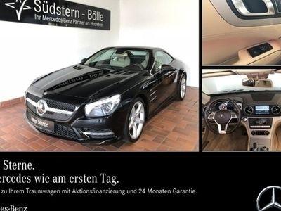 gebraucht Mercedes SL400 AMG/Navi/PDC/LED/Distronic/Kamera/Keyless