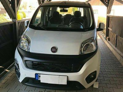 gebraucht Fiat Qubo 1.4 8V Lounge