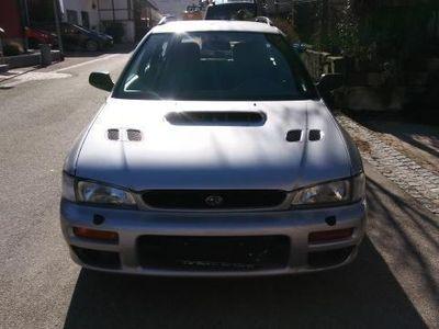 gebraucht Subaru Impreza 2.0 4WD GL