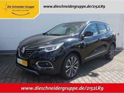 gebraucht Renault Kadjar TCe 140 GPF BOSE NAVI LED KAMERA KLIMA