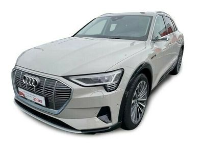 gebraucht Audi E-Tron - advanced 55 qu. MATRIX B&O PANO HuD MASSA