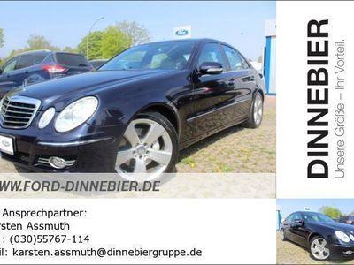 gebraucht Mercedes E350 E 350 Avantgarde*Gasumbau* Gebrauchtwagen, bei Autohaus Dinnebier GmbH