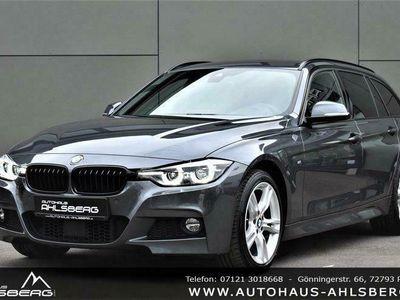 gebraucht BMW 320 i xDrive M Sport Shadow R.Kamera Geschwindigk.-Reg