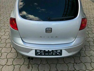 gebraucht Seat Altea 2.0 FSI