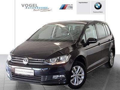 gebraucht VW Touran 1.4 TSI (BlueMotion Technology) DSG Comfortline Eu