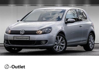 gebraucht VW Golf VI Highline 1.4 TSI Klima/ALU/Park Assist/