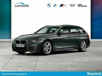 gebraucht BMW 330 i M Sport LED Navi Head-Up Pano HiFi Shz