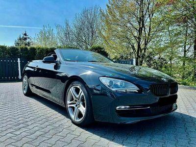gebraucht BMW 640 Cabriolet i F12
