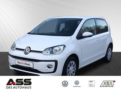 gebraucht VW up! move 1,0 BMT CLIMATRONIC -