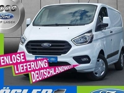 gebraucht Ford 300 Transit Custom KastenL1H1 Trend -32%*