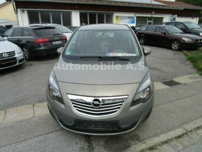 gebraucht Opel Meriva Innovation B HÄNDLER EXPORTFAHRZEUG