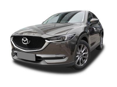 gebraucht Mazda CX-5 SKYACTIV-G 165 KANGEI AWD Bluetooth Navi