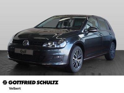 gebraucht VW Golf VII 1.4 TSI DSG ALLSTAR - Klima,Sitzheizung,Alu,Servo,