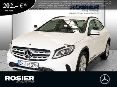 gebraucht Mercedes GLA200 Off-Roader Style AHK LED Navi Kamera Spu