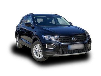 "gebraucht VW T-Roc Sport :Klimaaut. LED 17""Alu RadioMed..."