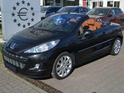 gebraucht Peugeot 207 CC 120 VTi Autom. Premium*1.Hand\/Leder*