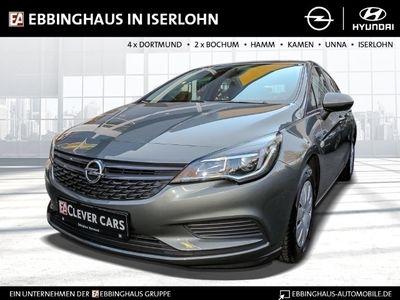 gebraucht Opel Astra 5türig Selection 1.4 LED-Tagfahrlicht NR RDC Klima USB MP3 ESP Spieg. beheizbar