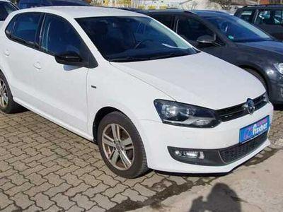 gebraucht VW Polo V 1.2 TSI MATCH Clima Sitzheizung Parkpilot