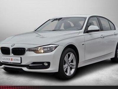 gebraucht BMW 320 320 d Sportline *AHK*SHZ*Navi*