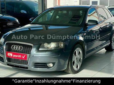 gebraucht Audi A3 Sportback 2.0 TDI Ambition DSG,NAVI*MMI,XENON