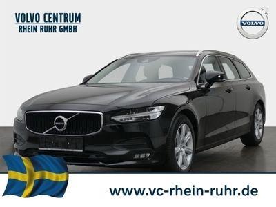 gebraucht Volvo V90 Kombi Momentum D4 Leder LED Navi Keyless Kurvenlicht Parklenkass. Rückfahrka 10