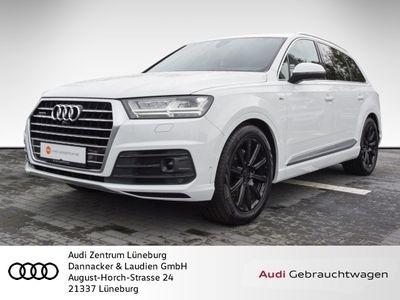 gebraucht Audi Q7 3.0 TDI quattro Alu LED Navi ACC S-line Standh.