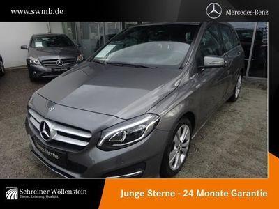 gebraucht Mercedes B180 STYLE *Urban*LED*PDC*Sitzheizung*Tempomat*