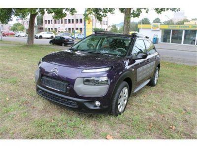 gebraucht Citroën C4 Cactus BLUEHDI TEMPOMAT/KLIMA/FREISPRECHANLAG