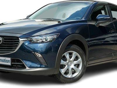 gebraucht Mazda CX-3 CX-3L SKYACTIV 120 FWD 5T 6GS AL-PRIME KLIMA ZV