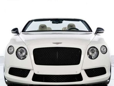 gebraucht Bentley Continental GT V8 S Convertible Concours Series