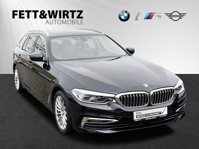 gebraucht BMW 530 i xDrive Touring Luxury Komforts. DA+ Pano