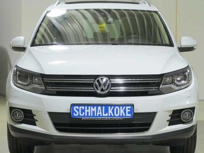 used VW Tiguan 1.4 TSI BMT Sport&Style Leder Xenon eSAD Standhzg