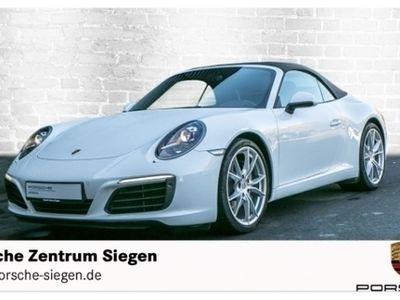 käytetty Porsche 911 Carrera Cabriolet 991 (911)