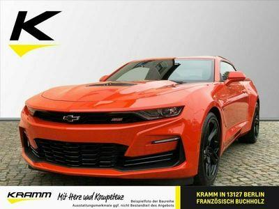 gebraucht Chevrolet Camaro Coupe 6.2 V8 10AT Klappenauspuff Navi BT