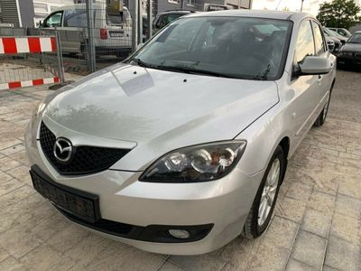 käytetty Mazda 3 Lim. 1.6 Sport Active/Klima/AHK/8xBereift