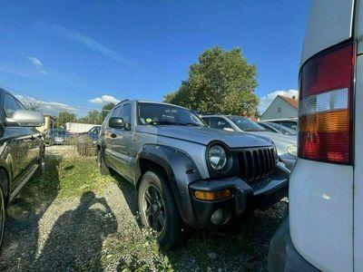 gebraucht Jeep Cherokee 2.8CRD Limited/Road-Ed/Guten...