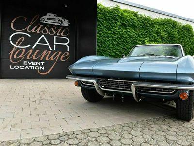 gebraucht Chevrolet Corvette C2 Cabrio als Cabrio/Roadster in Sindelfingen