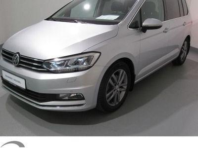 gebraucht VW Touran 2,0 TDI