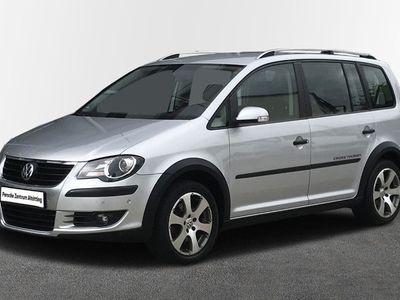 gebraucht VW Touran Cross 1.4 TSI | Standheizung Leder 7-Sitz