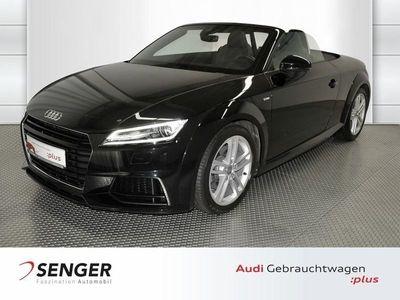 gebraucht Audi TT Roadster 2.0 TFSI S line Sportpaket Navi