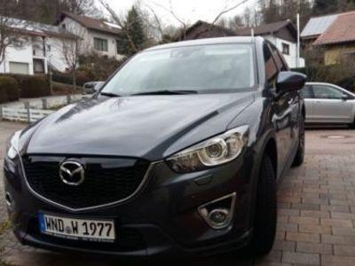 gebraucht Mazda CX-5 2.2 SKYACTIV-D AWD Aut. Sports-Line