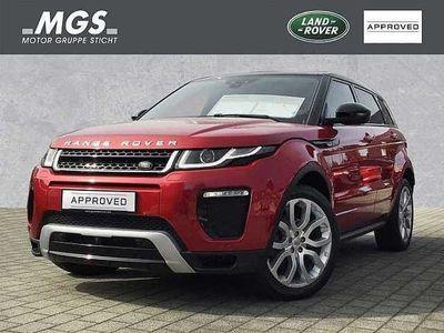 gebraucht Land Rover Range Rover evoque #TECHNIKPAKET