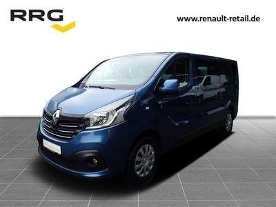 gebraucht Renault Trafic Combi L2H1 dCi 125 2,9t Expression 9-Sit