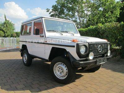 gebraucht Mercedes G290 290GD mit KLIMA! 1.Hd! 129.800 km!