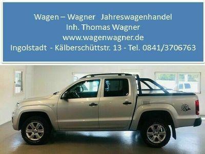 gebraucht VW Amarok 4Motion V6 3.0 TDI 120KW 164PS Xenon AHK Cover