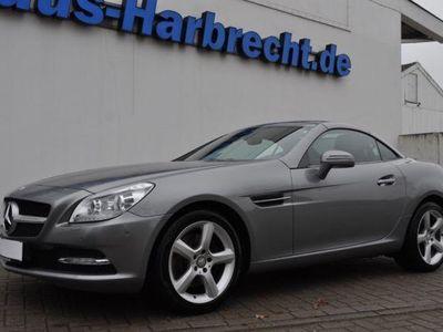 gebraucht Mercedes SLK250 CDI BlueEffi.Autom-Leder-Xenon-Navi-PDC