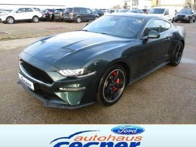 gebraucht Ford Mustang Coup Bullitt 5.0 460PS ACC Magne Ride E6