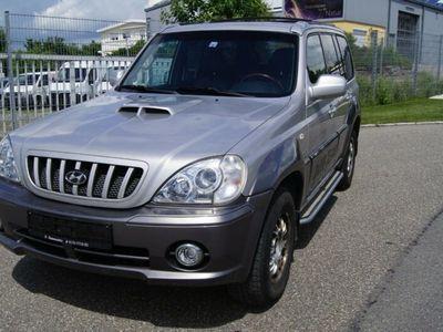 used Hyundai Terracan 2.9 CRDi GLS*AUTOMATIK*LEDER*AHK*