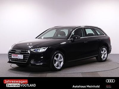 gebraucht Audi A4 Avant 40 TDI S tronic advanced,AHK,ACC,LED,APSv+h,MASSAGE,DAB