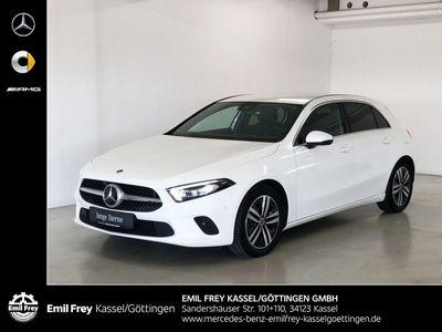 gebraucht Mercedes A250 7G Progressive+AHK+PremiumMBUX+Beam+Park+Kam